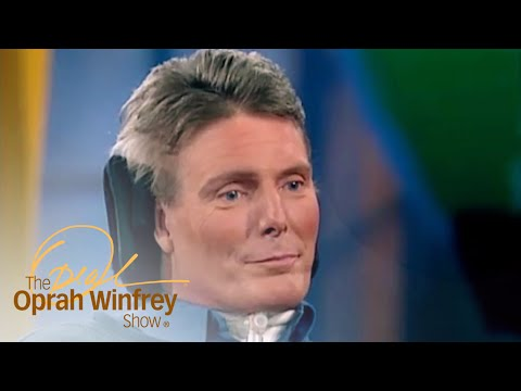 "Christopher Reeve: ""Any One of Us Could Get Hurt at Any Moment"" 