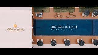 Same day edit | Casamento Hingred e Caio | Metade da Laranja Filmes