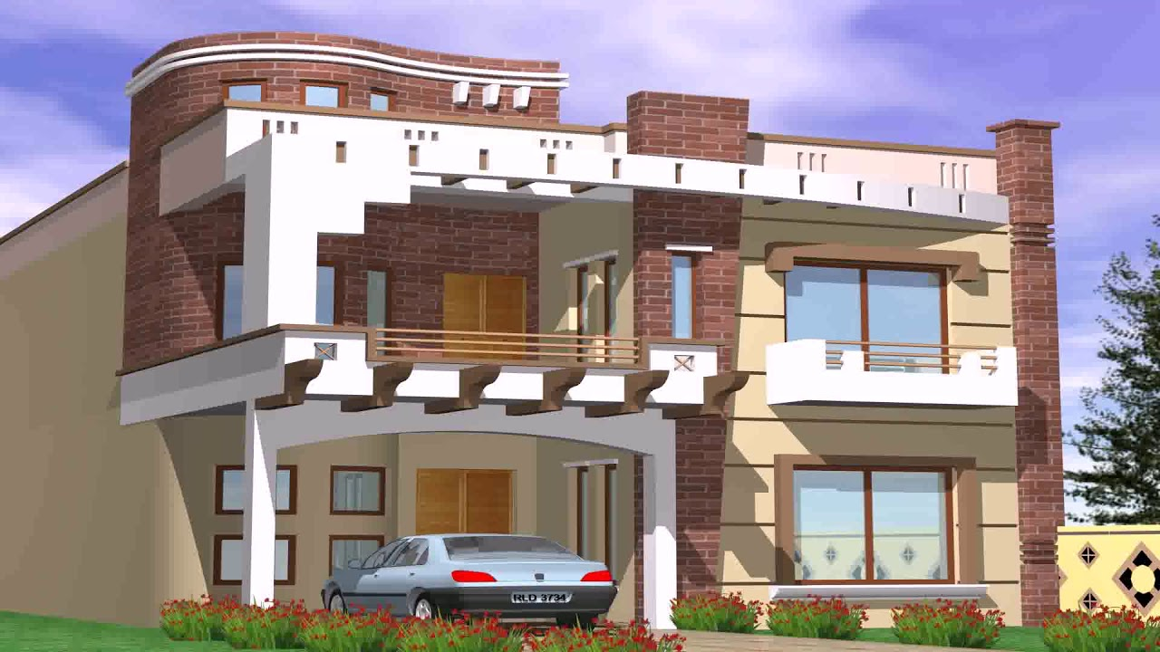 7 Marla House Plan Bahria Town