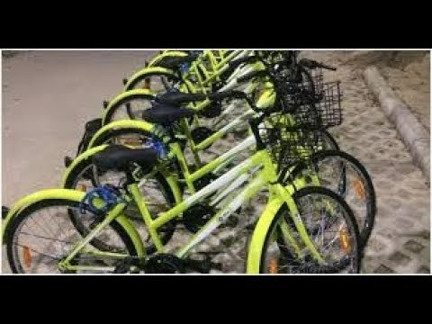 How to book ola bicycle in iit kanpur| Aa gya ola cycle(pedal)|| easiest way of travel in iit campus