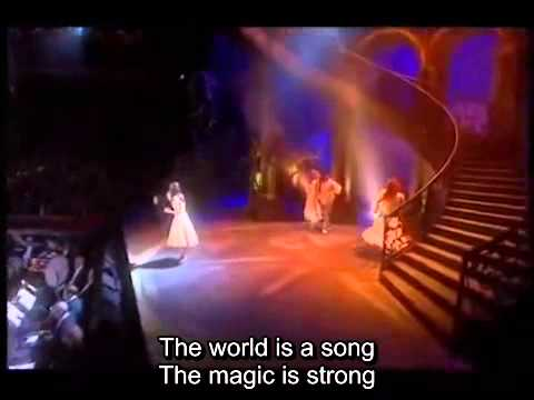 The Blue Danube - The River Of Light - Faryl Smith - Lyrics