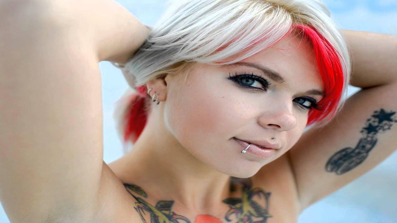 Download Piercings SuicideGirls Wallpaper 1200x800