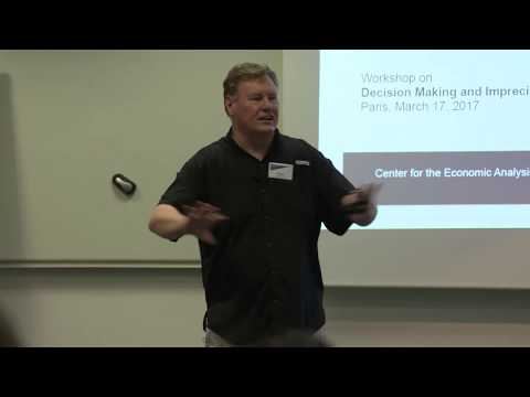 """""""Recovering Subjective Probability Distributions"""" by Glenn Harrison (Georgia State University)"""