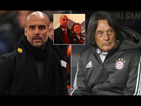 Bayern Munich club doctor launches scathing attack on Pep Guardiola