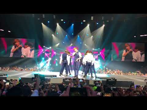 [180624] Wanna One, KCON 2018, NYC -...