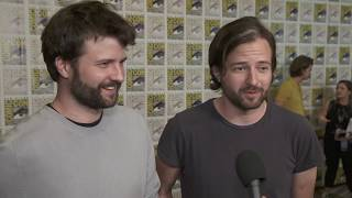 SDCC 2017 : Stranger Things S02 Itw Duffer Brothers (official video)