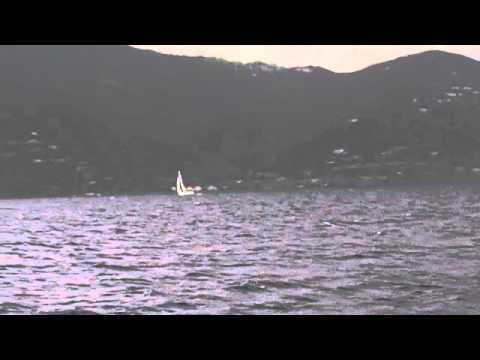 BVI Charter Yacht Riding Storm
