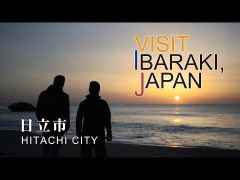 日立-HITACHI- VISIT IBARAKI,JAPAN