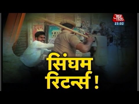 Vardaat: Indore policemen turn 'Singham' (Part-1)