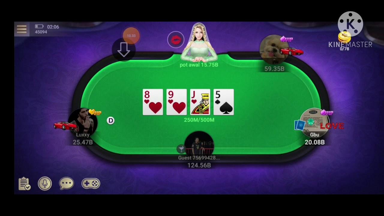 Cacing Berubah Jadi Naga Ratusan B Poker Texas Boyaa Youtube