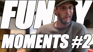 Funny Moments #2 | Josh Wolf