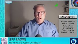 China Rising Radio Sinoland's Jeff J. Brown on Press TV's Newsline: China's Military in Syria?