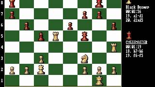 Chessmaster 2100 Gameplay (For Old-Games.Ru)