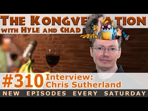 The Kongversation 310 - Interview: Chris Sutherland