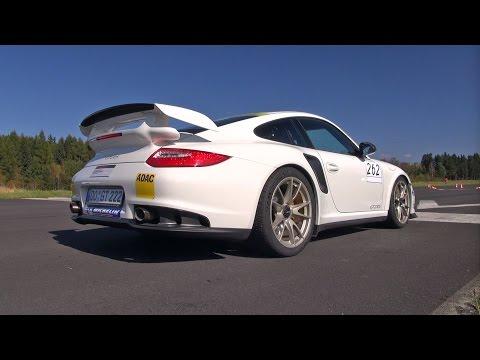 Porsche 997 GT2 RS - Acceleration Sounds!