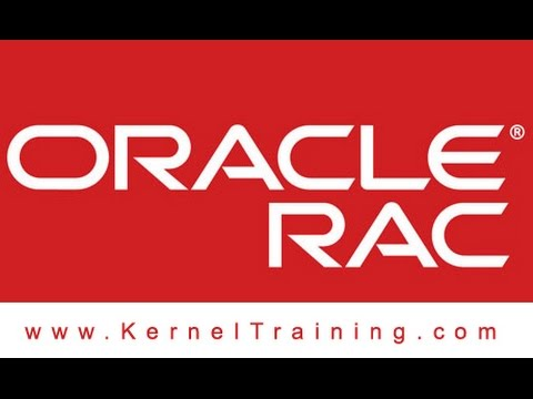 Oracle RAC Training Tutorial Led By Instructor