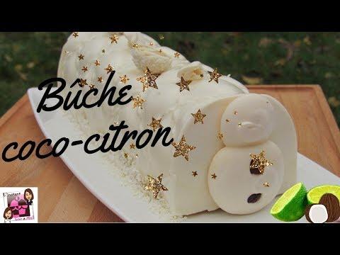 🎄[recette]-bÛche-de-noËl-coco-citron---l'instant-caramel