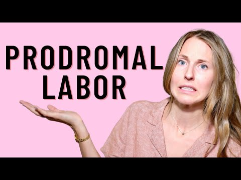 Is this real labor or not? | Prodromal Labor