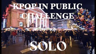 [KPOP IN PUBLIC CHALLENGE BRUSSELS] JENNIE - 'SOLO' Dance cover by Move Nation