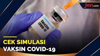 Jokowi Tinjau Persiapan Simulasi Vaksin Covid-19 di Puskesmas Tanah Sereal, Bogor - JPNN.com