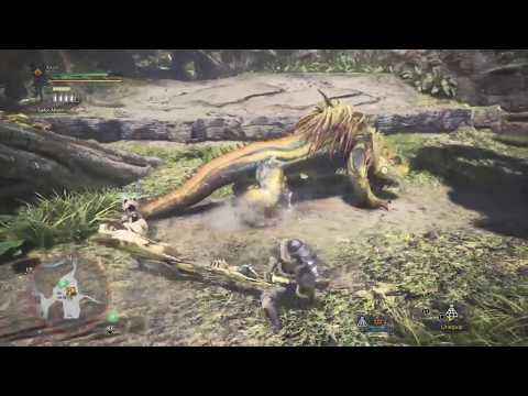 Monster Hunter World - Ancient Forest Expedition 2