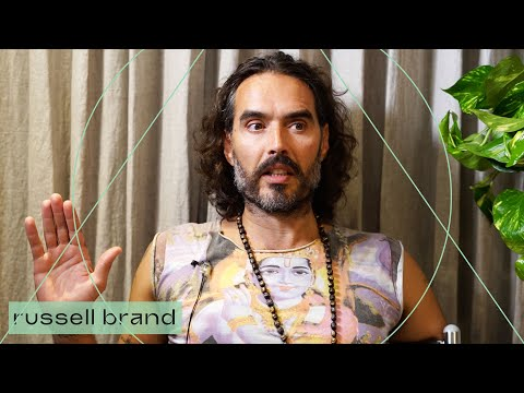 How To STOP The Negative Voice In Your Head!   Russell Brand