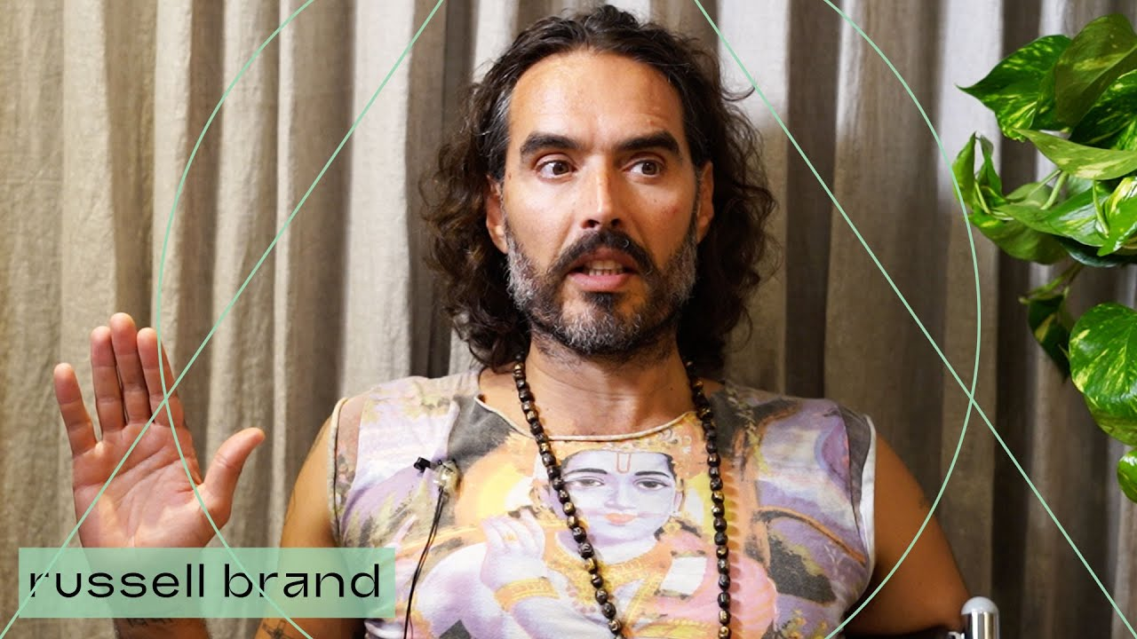 How To STOP The Negative Voice In Your Head! | Russell Brand