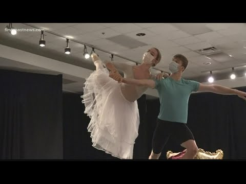 Florida Ballet resumes rehearsals amid pandemic