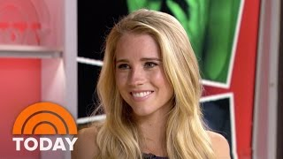 Cassidy Gifford On Her Scary New Movie 'The Gallows' | TODAY