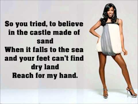 Pitbull Ft. Kelly Rowland - Castle Made Of Sand Lyrics