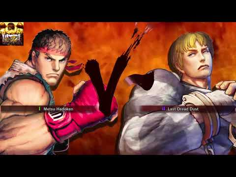 ULTRA STREET FIGHTER IV 2021 |