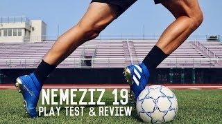 Nemeziz 19+ Play Test and Review | Adidas Nemeziz 'Inner Game' Football Boots