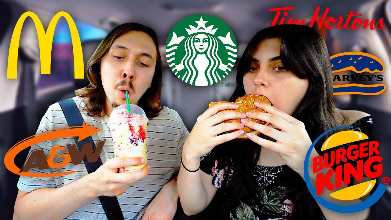 On teste toutes les nouveautés Fast Food en une journée
