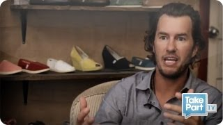 TOMS Founder Blake Mycoskie: Start Something That Matters
