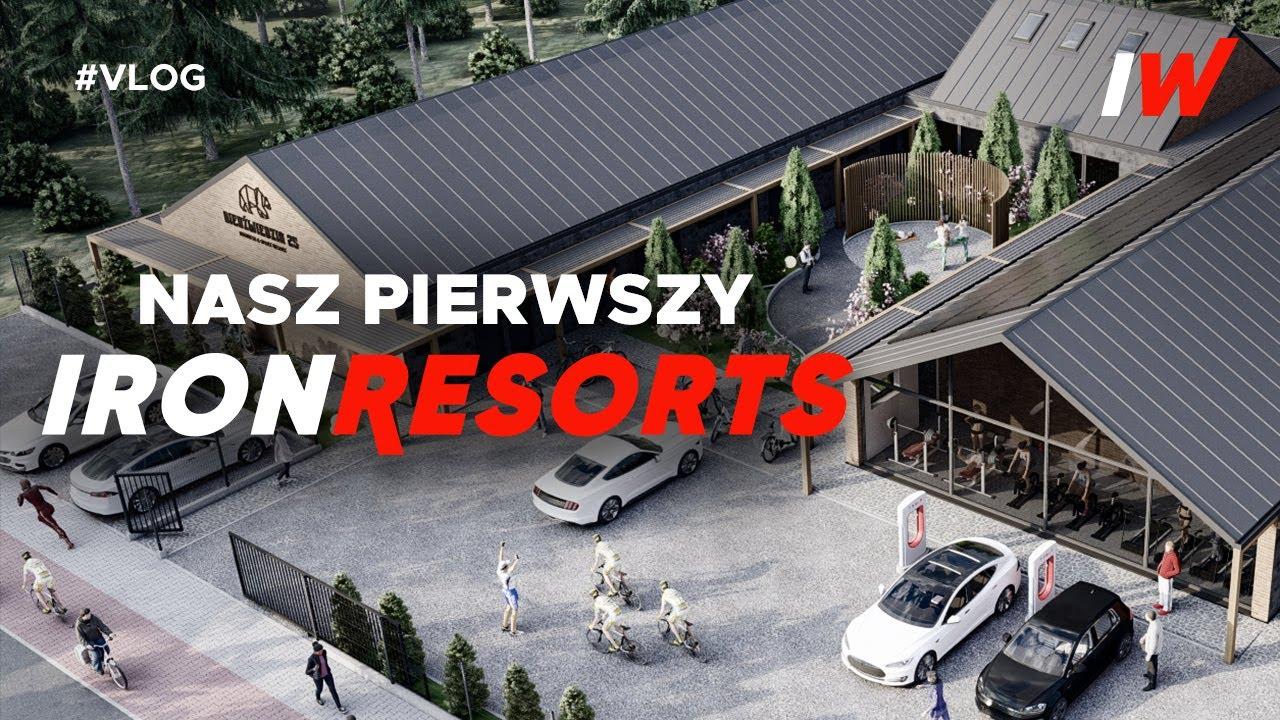 Triathlonowy hotel w Sierosławiu