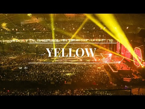 Coldplay - Yellow Live 2017 (A Head Full of Dreams Tour)