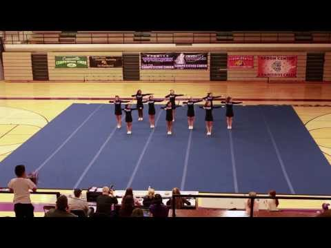 Wyoming Wolves Competitive Cheer Team Wins Invitational