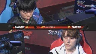 [2019 GSL ST S1] Grand Finals GuMiho vs Classic thumbnail