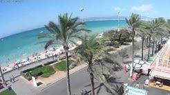 Mallorca: Arenal - 10.09.2014 - LiveCam-Pro