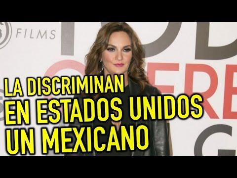 Es DISCRIMINADA en ESTADOS UNIDOS por MEXICANO. Mariana Seoane