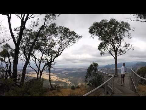 The Grampians | Halls Gap | Mackenzie Waterfall | GoPro Hero 3+
