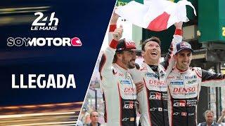 24 horas de Le Mans – Directo llegada