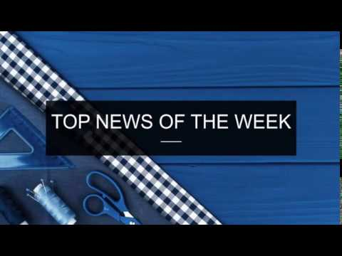 Top News of the Week – 12 to 18 June 2020