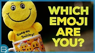 Which Emoji Are You?