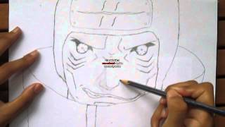 Drawing Kisame - Walid Knight