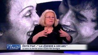 """Christie Laume : """"Ce que Piaf m'a confiée"""""""