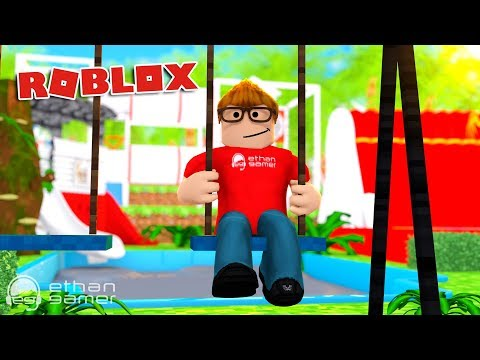 GROWING UP IN ROBLOX :)