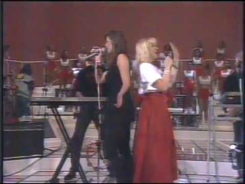 Ace Of Base @ Faustao (Live in Brazil 1994) The Sign, Interview & All That She Wants