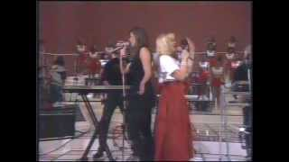 Ace Of Base Faustao Live In Brazil 1994 The Sign Interview All That She Wants