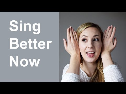 1 Trick to Become a Better Singer Quickly